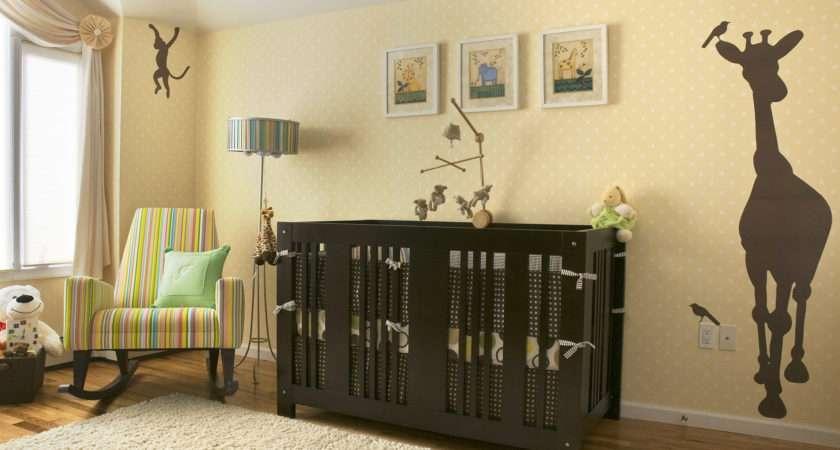 Nursery Decorating Ideas Inspiring Pics