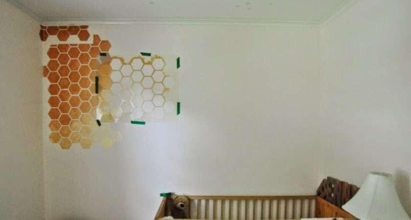 Nursery Wall Paint Stencils