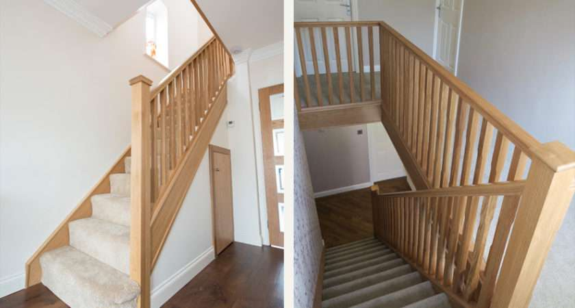 Oak Staircase Renovations Medlock Staircases