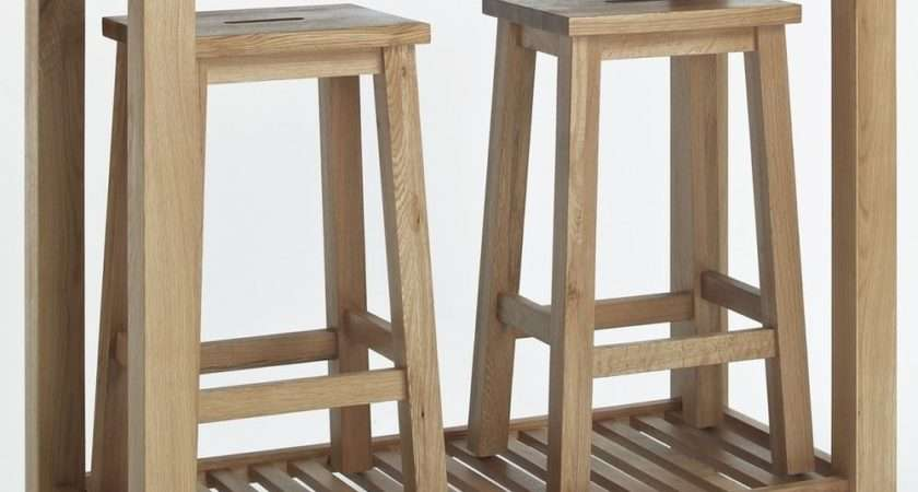 Oaken Solid Oak Kitchen Furniture Breakfast Dining Table