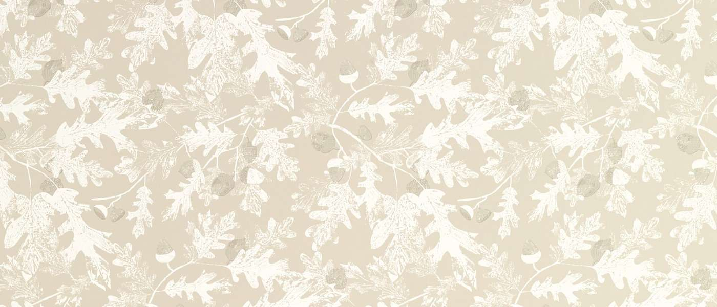 Oakshaw Truffle Floral Laura Ashley