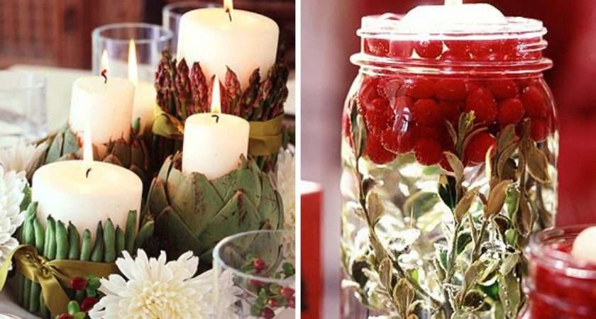 Obsessions Gessica Christmas Table Decor