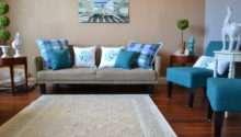 Ocean Themed Living Rooms Vuelosfera