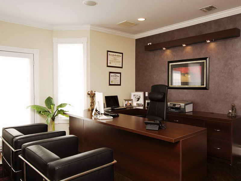 Office Decoration Ideas Small Apartment Decorating