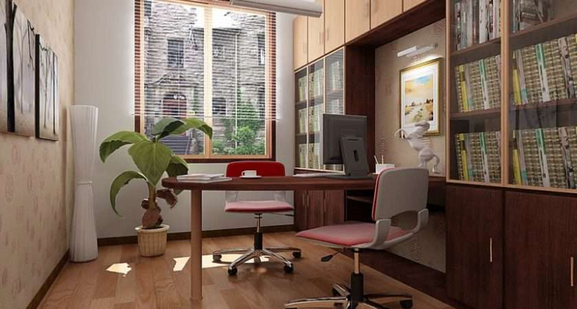 Office Design Designing Home Small Space