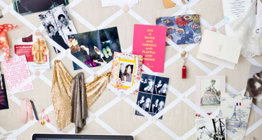 Office Inspiration Board Photos