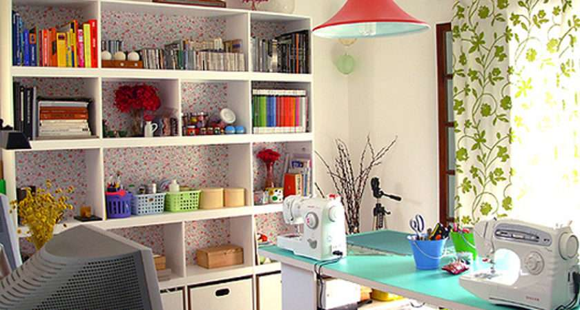 Office Room Design Home Studio Creative Ideas Craft