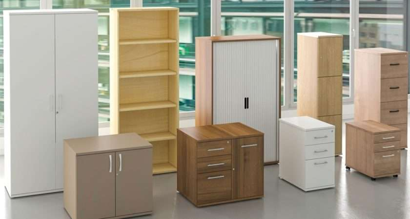 Office Storage Solutions Furniture Units