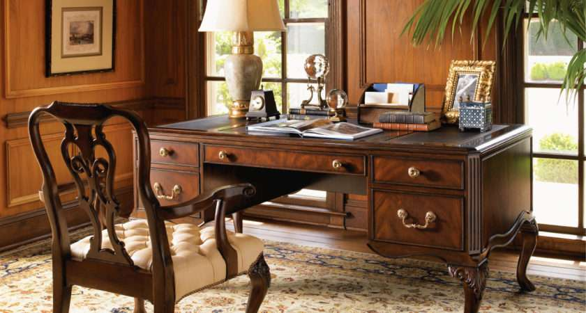 Office Workspace Classy Home Decorating Idea Vintage