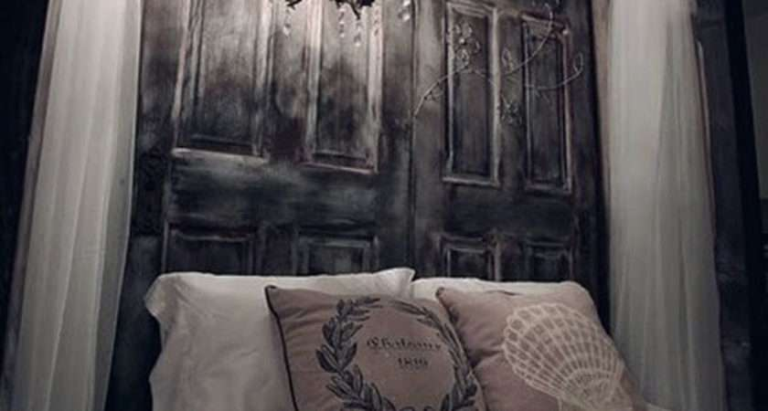 Old Fashioned Bedroom Design Ideas Door Headboard