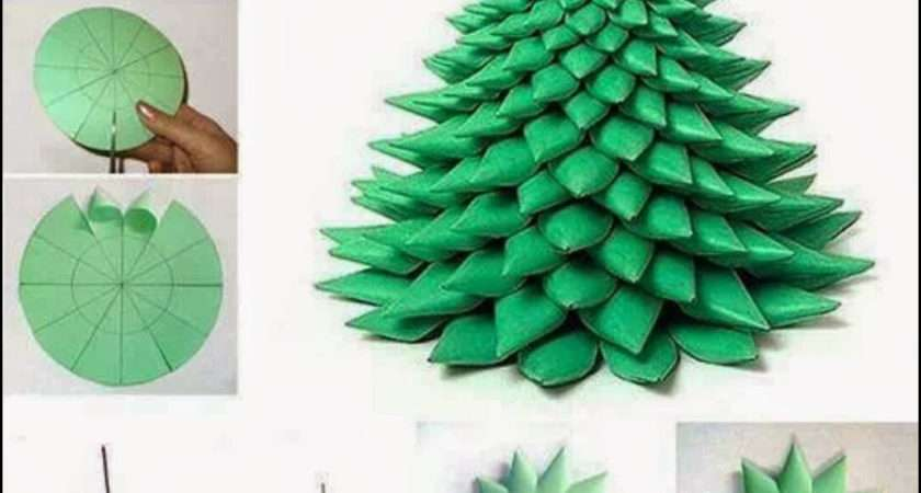 Old Fashioned Paper Christmas Decorations Diy