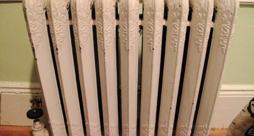 Old Fashioned Radiators