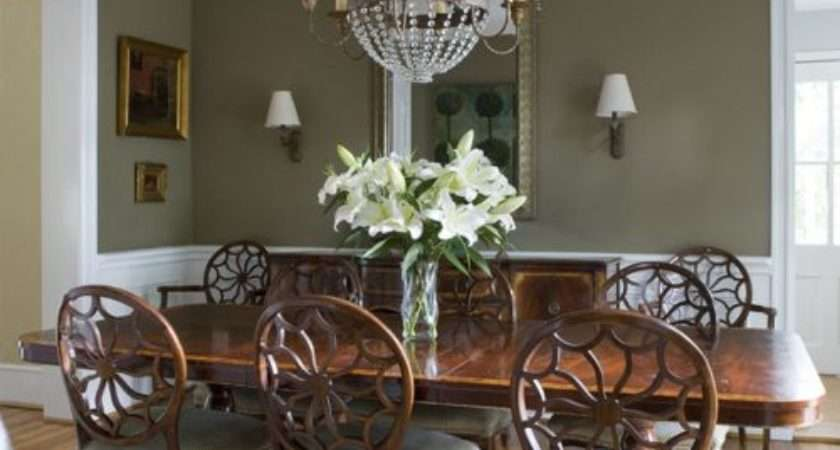 Olive Green Walls Home Design Ideas Remodel