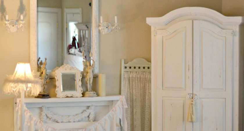 Olivia Romantic Home Shabby Chic Painting Furniture Step