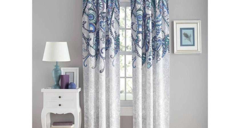 One Curtain Panel Ideas Menzilperde