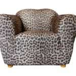 One Seater Leopard Print Sofa Cover Sure Fit