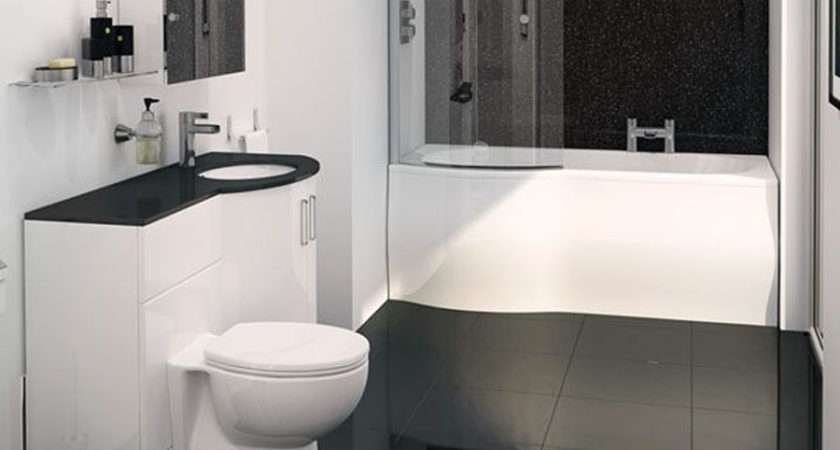 Only Sparkle Shape Vanity Bathroom Suite