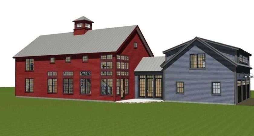 Open Beam Home Floor Plans