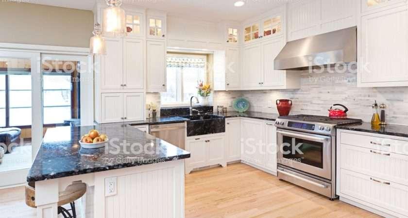 Open Concept Kitchen Design Contemporary Classic