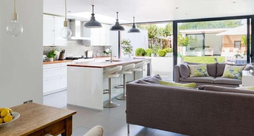 Open Concept Kitchens Living Spaces Flow Hgtv