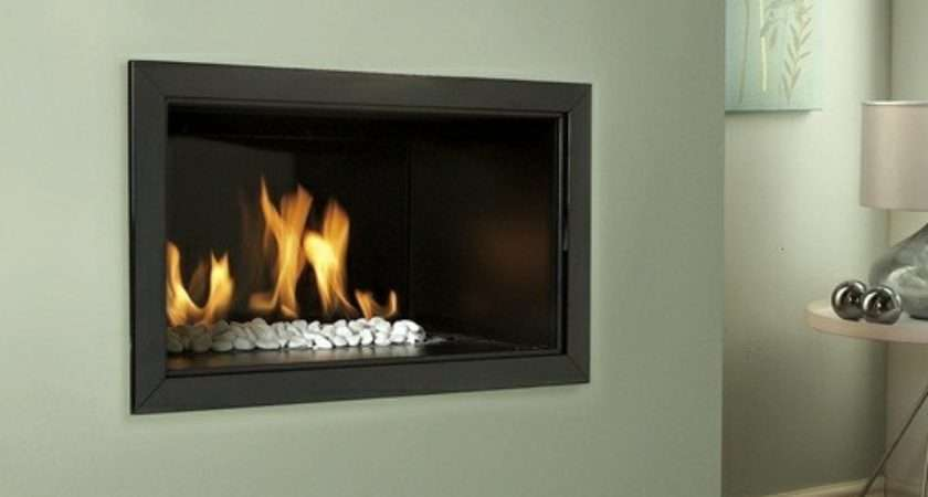 Open Fronted Hole Wall Gas Fires
