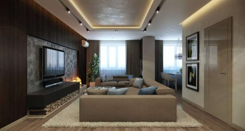 Open Plan Layouts Modern Homes