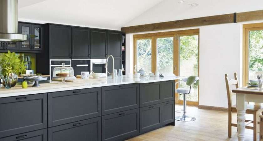 Open Space Enhancing Ideas Kitchen Extensions