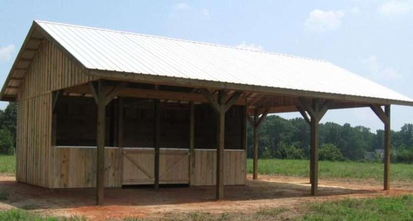 Open Stall Fun Barn