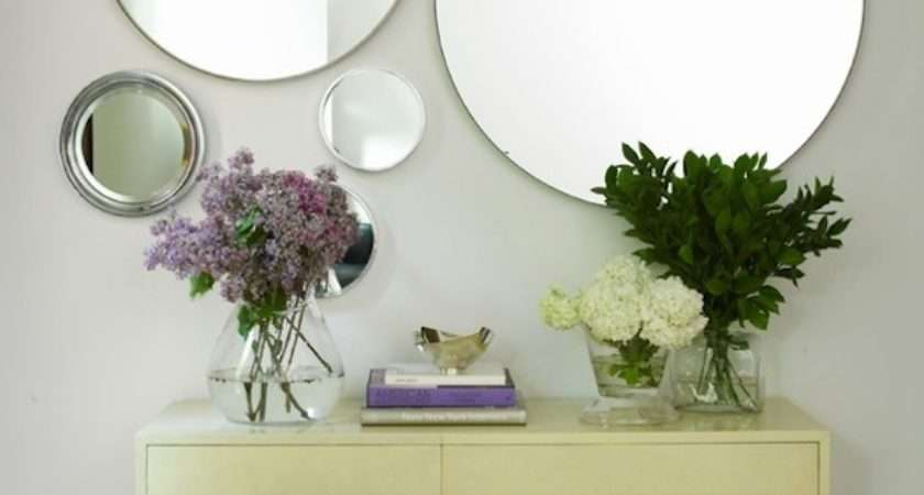 Opening Your Interiors Inspiring Mirrors