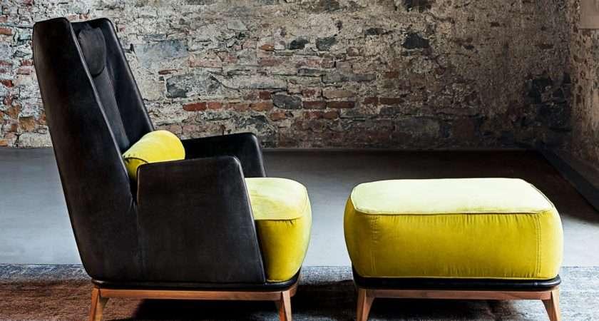 Opera High Back Armchair Modern Armchairs Furniture