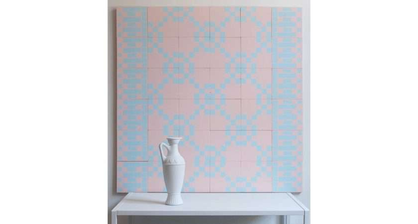 Opt Magnetic Wall Tiles Instead Paint Brilliantly