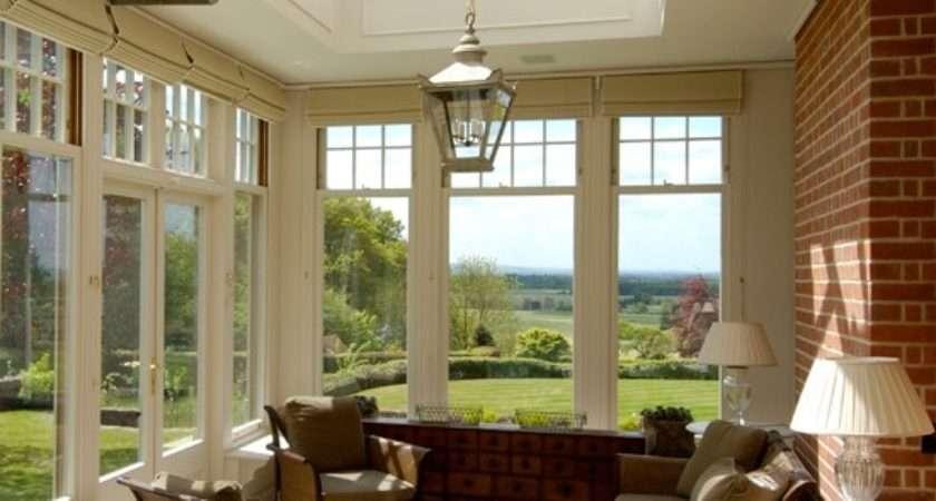 Orangery Garden Rooms Design Ideas Housetohome