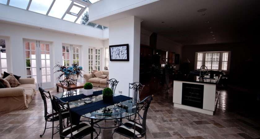 Orangery Interior Design Ideas