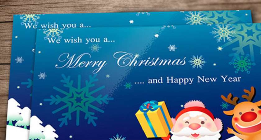 Order Your Christmas Cards Helloprint