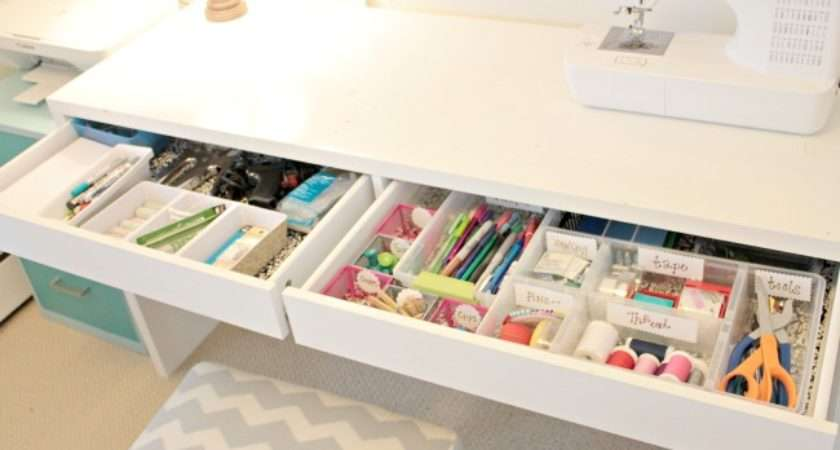 Organize Drawers Every Room House