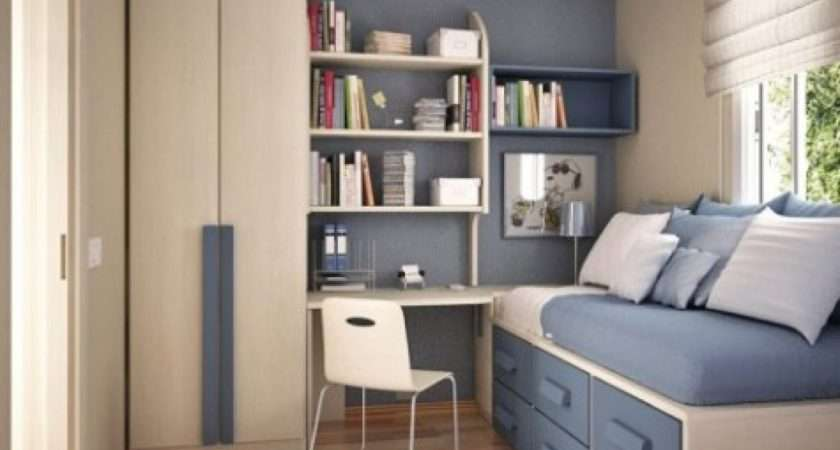 Organizing Ideas Small Bedrooms Home Caprice