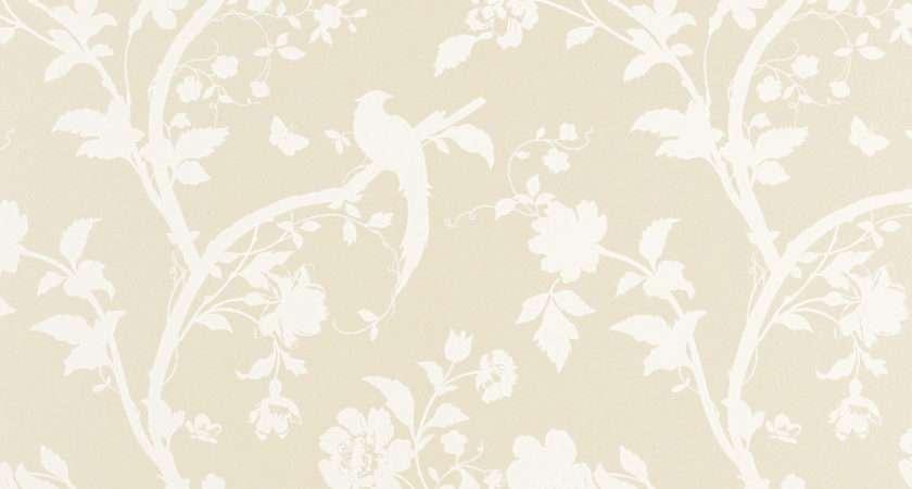 Oriental Garden Linen Floral Laura Ashley