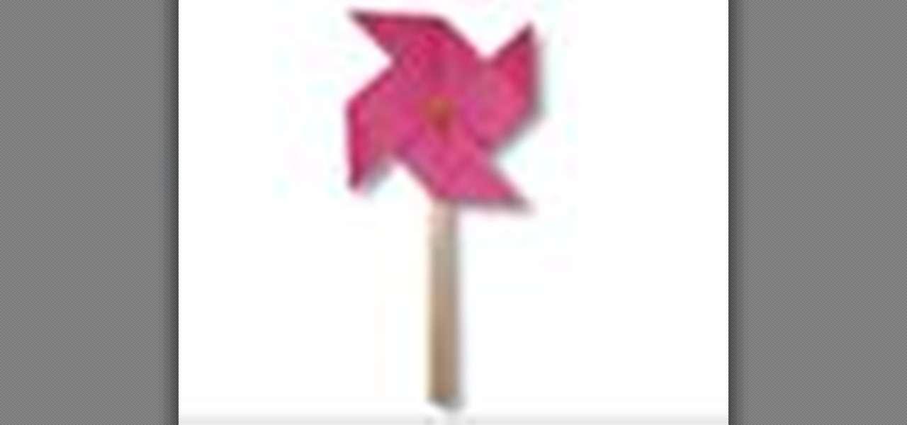 Origami Windmill Japanese Style