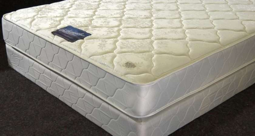 Orthopedic Double Sided Tight Top Golden Mattress