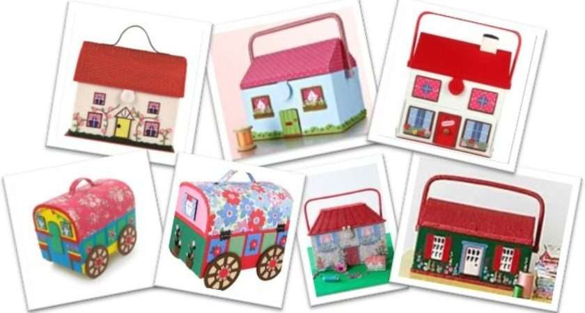 Our Collectible House Haberdashery Boxes Onwards Many