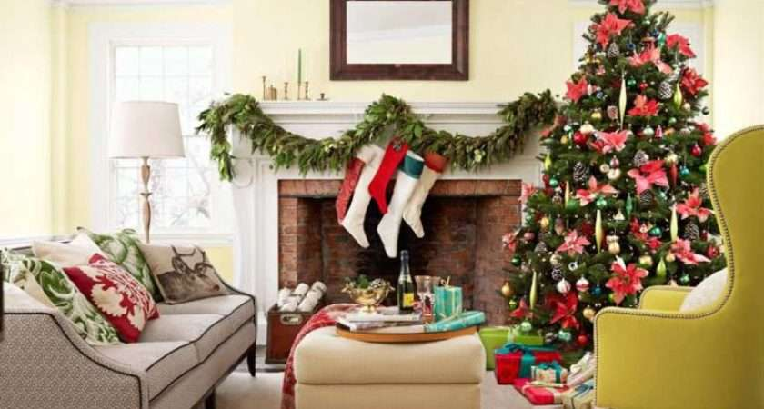 Out These Christmas Mantel Decoration Ideas Showed Last Year