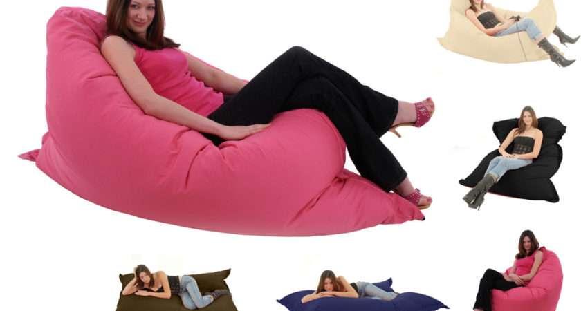 Outdoor Beanbag Xxl Beanbags Water Resistant Cushion Gilda Ebay