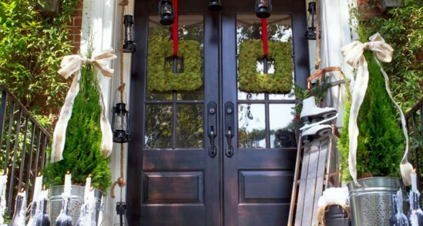Outdoor Christmas Decorating Ideas Hgtv