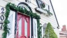 Outdoor Christmas Decorations Budget Designed Decor