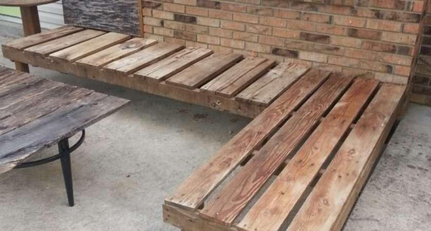 Outdoor Corner Bench Homesfeed