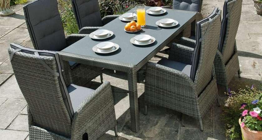 Outdoor Garden Furniture Set Activity