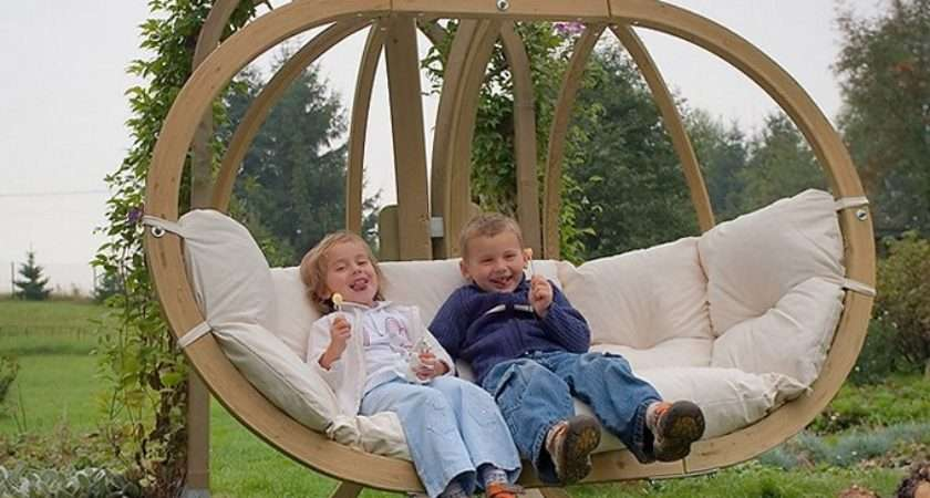 Outdoor Hanging Chair Create Comfortable Backyard