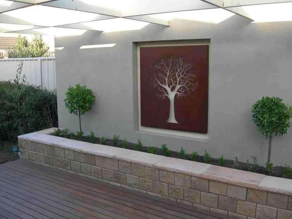 Outdoor Wall Decor Ideas Ideasdecor