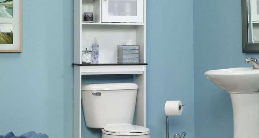 Over Toilet Storage Bathroom Caddy Shelf Etagere