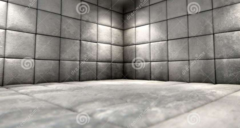 Padded Cell Illustrations Vectors Clipart
